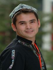 火炬手候选人:西安赛区亚森江