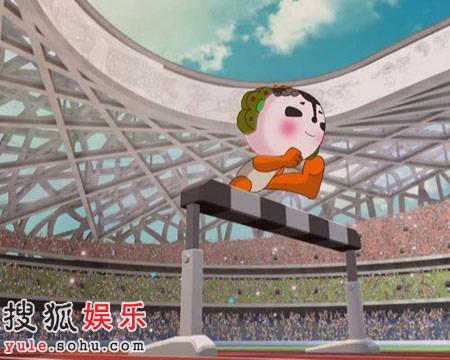 图:《福娃奥运漫游记》精美剧照欣赏 -  13