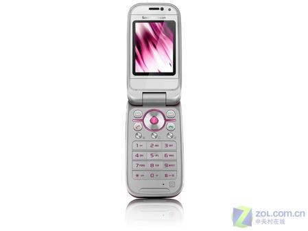 并无内置GPS 索尼爱立信Z750i即将上市