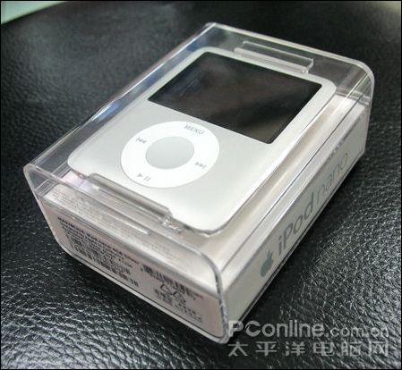 小降 苹果iPod nanoIII 4G 京城微调