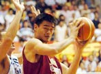 中国男篮欧洲拉练,易建联,姚明,王治郅,中国男篮