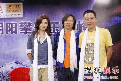 姜培琳、张朝阳、赵牧