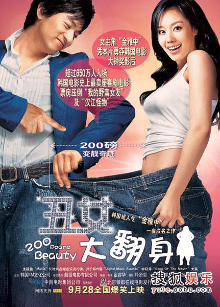《丑女大翻身》中文海报