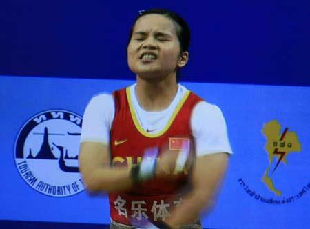 48公斤级,中国有三人可以得奥运冠军