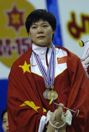 刘春红虽然失去了总冠军,但获得奥运门票的机会仍然非常大