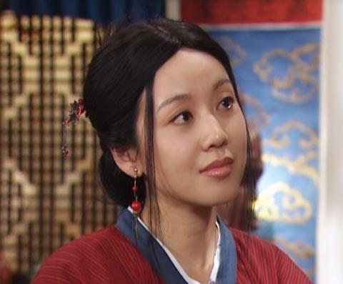 阎妮在《武林外传》中饰演的佟掌柜