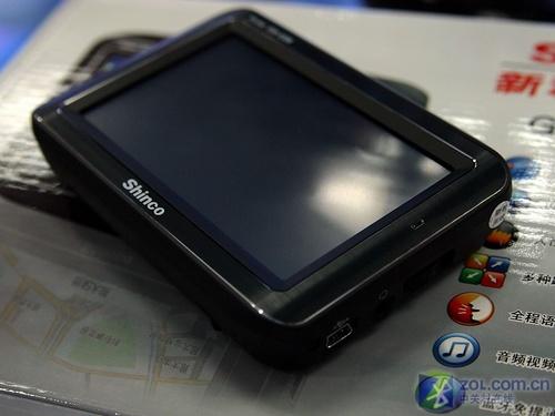 4.3英寸宽屏带蓝牙 新科GPS国庆促销