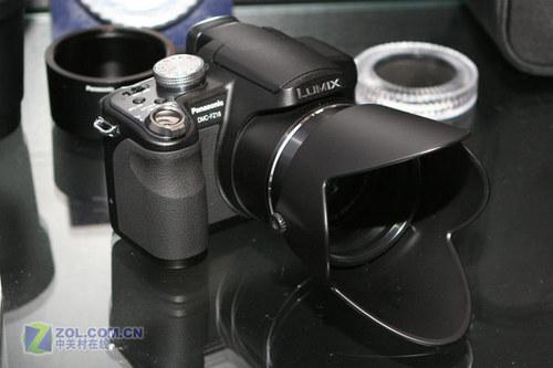 28-504mm镜头 松下18倍光变FZ18上市