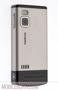 诺基亚6500s图赏