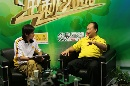 图文:陈文斌畅谈中国男举备战 战奥运早有准备