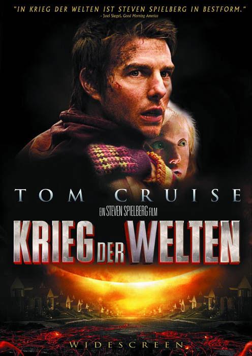 汤姆克鲁斯出演的《世界大战》