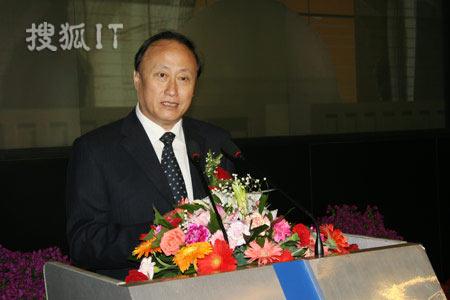 北京市委常委、教工委书记朱善璐