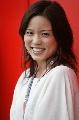 图文:[F1]日本大奖赛美女 笑得如此灿烂