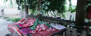 吐鲁番:雨中露宿,搜狐旅游
