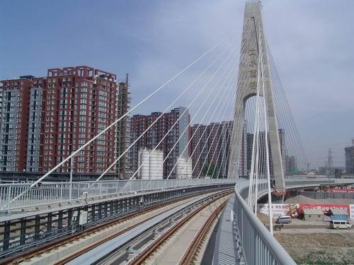 北京地铁5号线采用多项高科技施工手段