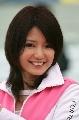 图文:[F1]日本大奖赛美女 最甜美的笑容
