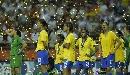 图文:[世界杯]德国2-0巴西成功卫冕 桑巴军落寞