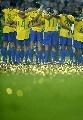 图文:[世界杯]德国2-0巴西成功卫冕 相互鼓励