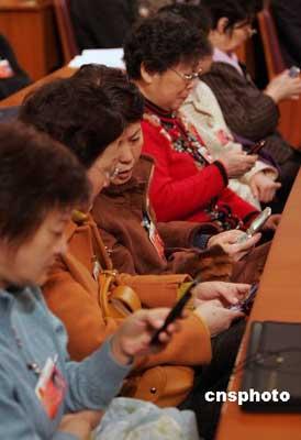 节日祝福短信让中国人回到手软