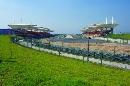 图文:[F1]上海国际赛车场欣赏 草地票所在区