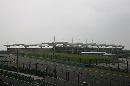 """图文:[F1]上海国际赛车场欣赏 远处""""莲花瓣"""""""