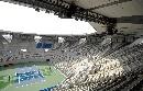 图文:网球中心竣工并交付使用 中心赛场内部