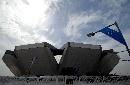 图文:网球中心竣工并交付使用 中心赛场外观