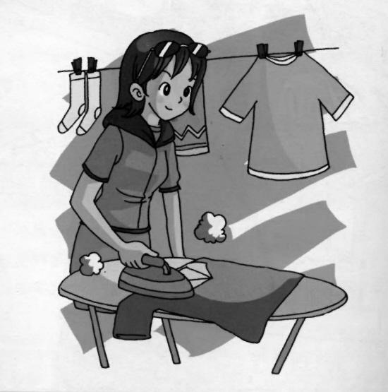 假期熨衣物选对电熨斗(图)