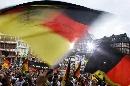图文:[世界杯]德国女足凯旋 球迷街头庆祝