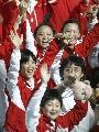 图文:世界夏季特奥会开幕式 中国代表团入场