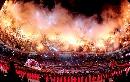 图文:世界夏季特奥会开幕式 焰火点亮夜空