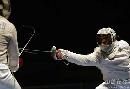 图文:男佩斯坦尼斯拉夫夺冠 吃我一剑