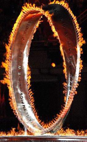 图1:2007世界特殊奥林匹克运动会主火炬