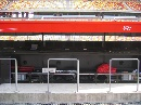图文:[F1]各车队抵达上赛场 法拉利指挥间