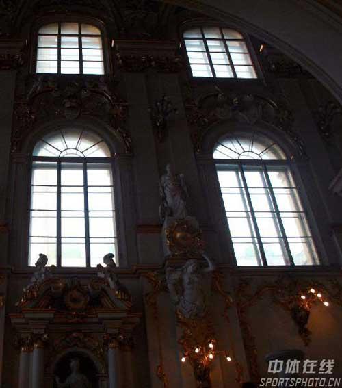 图文:圣彼得堡掠影 滴血教堂近写