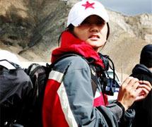 姜培琳回望高山