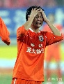 图文:[中超]天津泰达1-0山东 李金羽抱憾