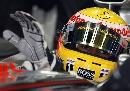 图文:F1上海大奖赛首次练习 汉密尔顿略显失望