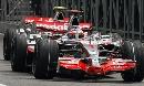 图文:F1上海站首次练习 阿隆索领先汉密尔顿