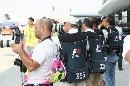图文:[F1]中国站第二次练习 摄影记者排排站