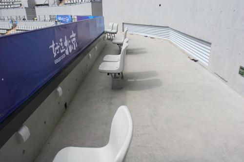 残疾人座席区