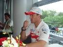 图文:[F1]中国大奖赛排位赛 拉尔夫不会去DTM