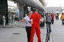 图文:[F1]中国大奖赛排位赛 法拉利和迈凯轮