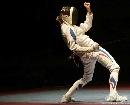 图文:[击剑]女重团体赛法国夺金 女将亦豪情
