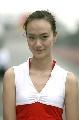 图文:[F1]中国大奖赛正赛 美丽车模气质非凡