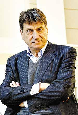 意大利小说家、随笔作家克劳迪奥·马格利思。