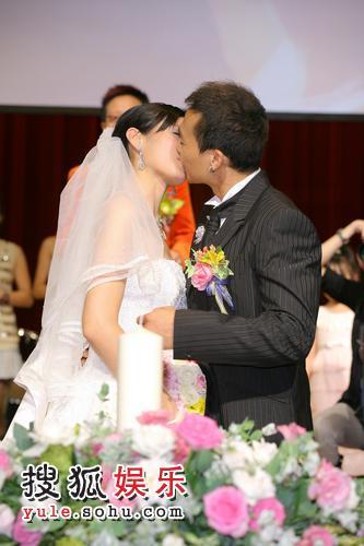 刘畊宏的婚礼晚宴