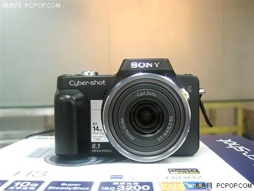 秋季龙卷风索尼3款新品数码相机上市