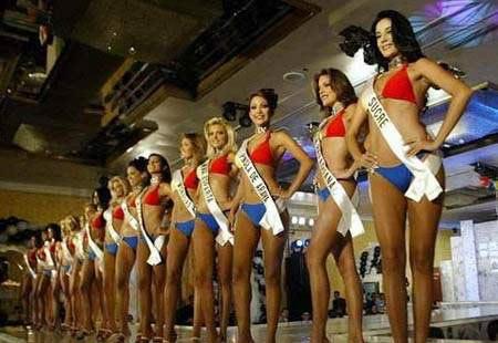 世界上没有哪个获得的美女称号会比委内瑞拉多