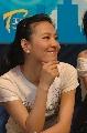 图: 李慧珍 笑容好美!